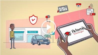 Cette vidéo de 2 minutes présente la prestation de télésurveillance d'Artémis Technologies à Mayotte.